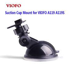 Car Suction Cup Holder Stand PC Bracket For VIOFO A119 A119S Car Dash Cam Camera