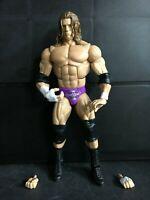 WWE Mattel Triple H Wrestlemania 35 Series Elite figure loose