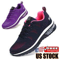 Women's Casual Sports Running Shoes Air Cushion Athletic Sneakers Tennis Jogging