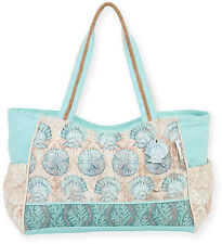 Paul Brent Laguna Shell Beach Bag Tote One Size Multi
