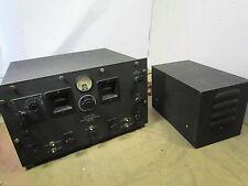 Hammarlund SP-10 Super Pro Communications Receiver SN/818 with Power Supply