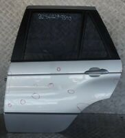 BMW X5 Series E53 10 Door Rear Left N/S Titansilber Titan Silver Metallic - 354