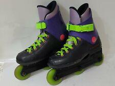 Vintage Rollerblade Lightning TRS Neon Inline Skates Men's Size 6 US 90s (38eur)