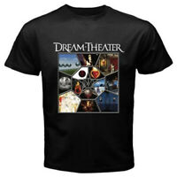 Dream Theater Anniversary Rock Band metal T Shirt Tee S-3XL Mens Unisex new tee