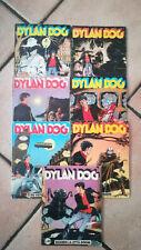 DYLAN DOG ORIGINALI LOTTO 19-22-23-24-27-28-29 PRIMA EDIZIONE CONDIZIONI MISTE