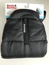 Boots & Barkley Pet Apparel Puffer Jacket Size Large