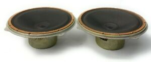 """Matched RCA 515S1 FULL RANGE COAXIAL SPEAKERS 15"""" Duo-Cone Speaker High-Fidelity"""