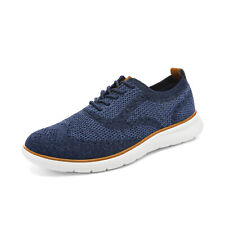 Men's Breathable Lace up Sneakers Walking Casual Athletic Shoes Size 6.5-13 US