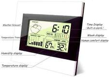 Weerstation met LCD scherm voor in huis of op kantoor
