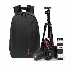 Waterproof Camera Backpack Bag Case Covers with Removable Baffle for Nikon Canon