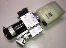 BRAUN / BUCHER Wheelchair Lift Hydaulic Pump 300022 ~ 34330-12V  ~ M-268-0771