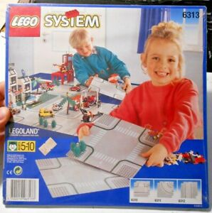 LEGO SYSTEM Art.6313 - 1994 nuovo Blisterato ! -