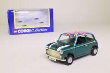 Corgi Classics 04413; BL/Rover Mini Cooper British Racing Green; Excellent Boxed