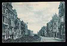 BELGIE 264.-OSTENDE -l'Avenue de la Reine (Undivided Back (c. 1901-1907)