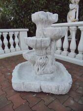 Steinbrunnen, Wasserfall, Gartenbrunnen, Park & Gartendekoration, Steinguss