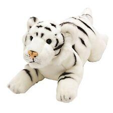 Suki Gifts Yomiko Classics Jungle & Wildlife White Tiger Medium Soft Plush Toy