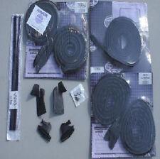 METRO 68-70 MOPAR B-BODY 2DR 11-PC WEATHERSTRIP RUBBER SEAL KIT DOOR ROOF TRUNK