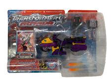 Transformers Armada Super-Cons MISB SEALED Sideways Manufacturers ERROR RARE!!