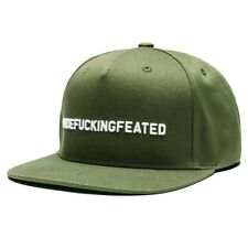 Undefeated UNDEFUCKINGFEATED Cap green army 21be13829f24