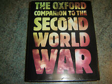 The Oxford Companion to the Second World War by Oxford University Press...