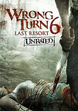 Wrong Turn 6: Last Resort - Unrated DVD