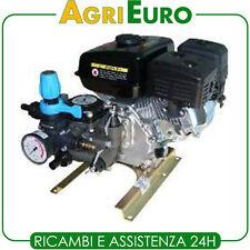 Motopompa irrorazione Comet MC 25 con motore scoppio a benzina Loncin 4 HP pompa
