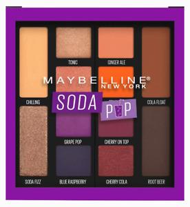 MAYBELLINE Soda Pop Eyeshadow Palette LIMITED EDITION Bestseller RRP £30 40% OFF