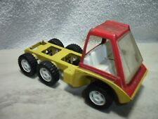 Vintage 1969 Hubley Gabriel Brothers Dump Truck Cab Only No Bucket Yellow Body