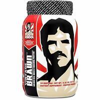 Muscle-Building Protein Powder - VINTAGE BRAWN - Vanilla Milkshake Flavor