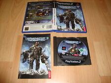 TERMINATOR 3 THE REDEMPTION DE ATARI PARA LA SONY PS2 USADO COMPLETO