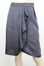 Polyester Solid Regular Size VERONIKA MAINE Skirts for Women