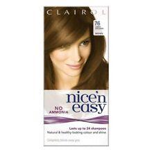 Clairol Nice'n Easy Semi-Permanent Hair Dye No Ammonia 76 Light Golden Brown