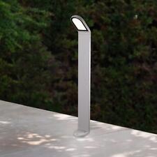 Garten-Wegeleuchten aus Aluminium mit eingebauter Elektro-Stromquelle