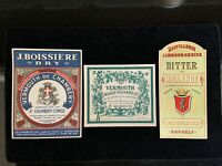 Wholesale Lot of 100 Old Vintage FURNIVAL/'S Blackcurrant Flavour Cordial LABELS
