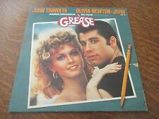 album 2 33 tours bande originale du film grease JOHN TRAVOLTA & OLIVIA NEWTON-JO