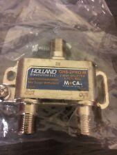 Ghs-2Pro-M Catv MoCa Rated 2-Way Splitter -5-1675Mhz Holland Electronics