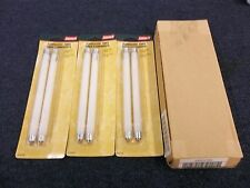 "6 COLEMAN ELECTRIC LANTERN FLUORESCENT TUBE 6W 9"" 9 INCH LIGHT BULB T5 F6T5D NEW"