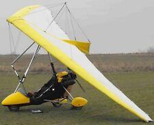 Mercury Flying Wing Mainair Sports Ultralight Trike Mahogany Wood Model Large