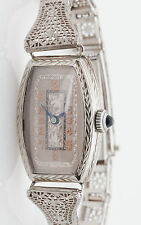 Antique 1920s 14k Gold Ladies Filigree Watch CASE & Bracelet NICE!!!