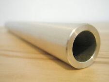 2 de espesor Tubo redondo de aluminio 1.3//8 longitudes de hasta 2500mm 2.5m 34.9mm