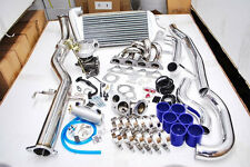 ECLIPSE TALON 1G 2G DSM GST 4G63 16G TD05 TD-05 COMPLETE TURBO CHARGER KIT