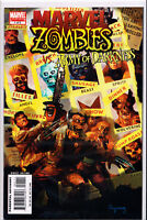 MARVEL ZOMBIES vs. ARMY OF DARKNESS #1 (1ST PRINT) COMIC BOOK ~ Marvel Comics