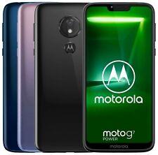 "Motorola moto G7 poder XT1955-2 Doble Sim (Desbloqueado en Fábrica) 6.2"" 64GB 4GB Ram"