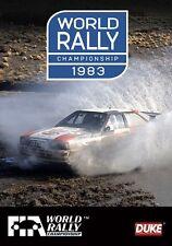 World Rally Championship - Review 1983 (New DVD) FIA WRC Rohrl Mikkola Vatanen