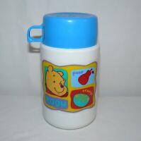 Winnie The Pooh Disney Thermos Vintage Complete