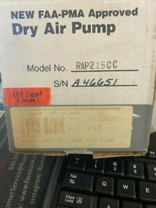 RAPCO AIRCRAFT PARTS DRY AIR PUMP RAP215CC