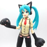 Hatsune Miku Project DIVA Arcade Future Tone Super Premium Figure Nyanko Ver.