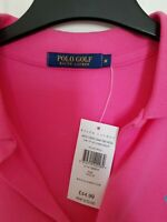 Womens Ralph Lauren Pink Polo Shirt