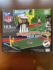 OYO NFL National Football League NFL Field Set 183 piece New in box Pro Bowl