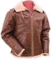 Eastman Leather Jacket Horsehide Shearling Type B-6 Rough Wear 17756  SZ 42